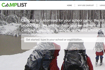 Camplist